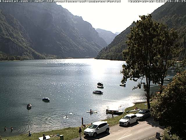 Webcam Glarus / Rhodannenberg